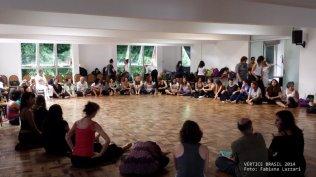 Abertura com todos os participantes - Vértice-Brasil 2014
