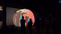 Bolha Luminosa no Sítio do Pica Pau Amarelo - Cia Teatro Lumbra de Animação
