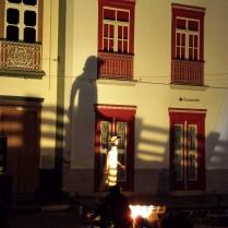 Cia Quase Cinema - Sombras na arquitetura!