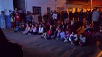 Cia Teatro Lumbra de Animação em São Luiz da Paraitinga!