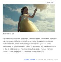 14/01/2015 - Coluna Ponto Final - Carlos Damiáo - Notícias do Dia online