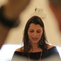 I Seminário sobre Teatro de Sombras - Fabiana Lazzari - Foto Roger Lisboa
