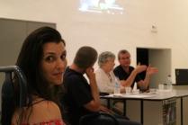 I Seminário sobre Teatro de Sombras - Foto Thiago Bresani