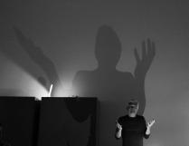 I Seminário sobre Teatro de Sombras - Palestra Fabrizio Montecchi - Teatro Gioco Vita - Foto Thiago Bresani