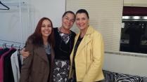 Giovana, Suzana e eu