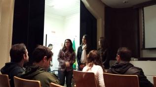 Sessão de filmes catarinenses na Fundação Cultural BADESC