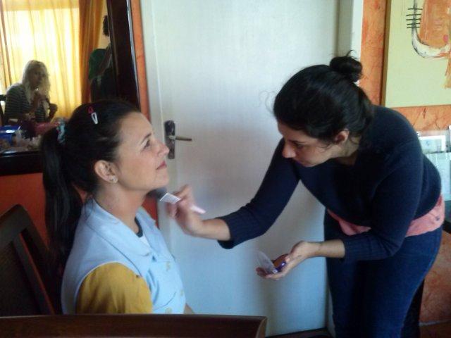 """Making Off """"A Velha que colecionava xícaras"""" - com Sônia Guedes"""