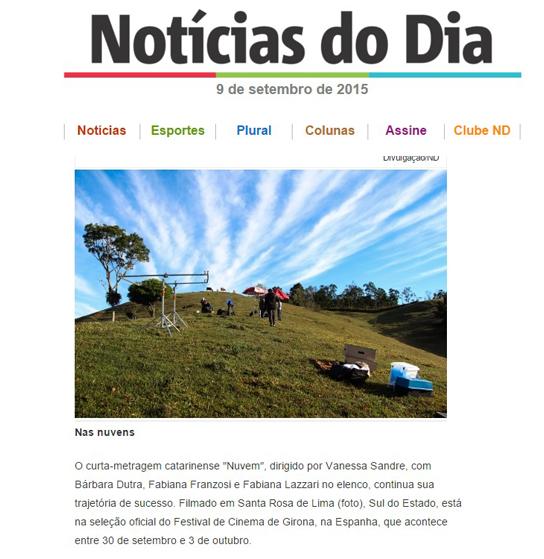 Coluna Carlos Damião - Notícias do Dia -