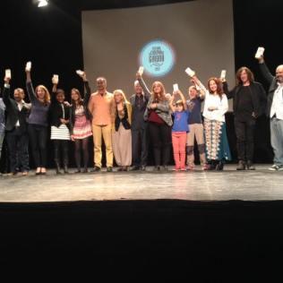 Prêmio Menção Honrosa Festival Internacional de Girona, Espanha