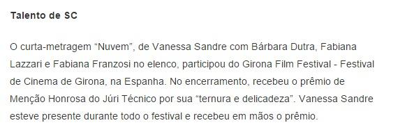 Jornal Notícias do Dia - Coluna Ponto Final - Carlos Damião - 08/10/2015
