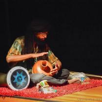 UM ENCANTO EM NAGALÂNDIA - Músico Jefferson Nefferkturo - Foto Laura Pra Baldi