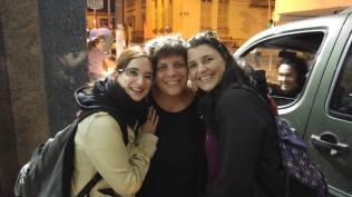 Encontro com: Federica (Itália) e Betty (Grécia)