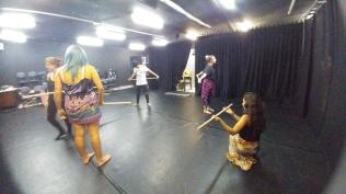 Turma X - Teatro de Animação CEART/UDESC
