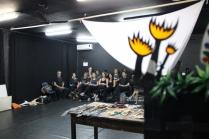 Oficina ATRÁS DAS SOMBRAS - Projeto BRUX- Foto Gisele Knutez