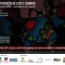 INTERVENÇÃO DE LUZES E SOMBRAS - IFSC