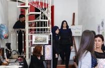 INTERVENÇÃO DE LUZES E SOMBRAS - TEATRO ARMAÇÃO - FAF