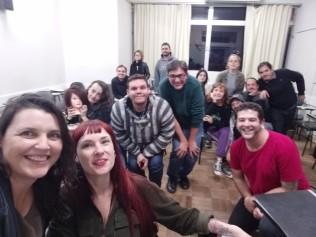 Produção e Divulgação Teatral - UFSC